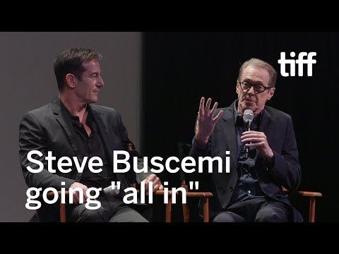 Convincing Steve Buscemi | 2017