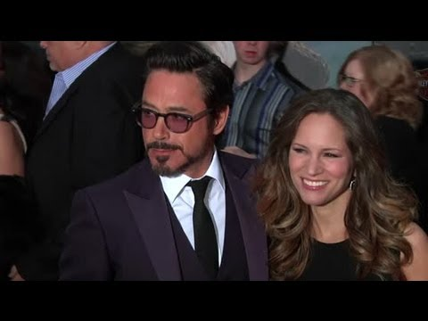 Robert Downey Jr. Tops Forbes List of Highest Paid Actors - Splash News