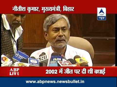 Is Nitish Kumar hypocrite ?