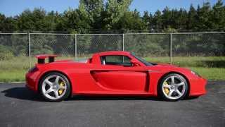 2005 Porsche Carrera GT - WR TV Walkaround