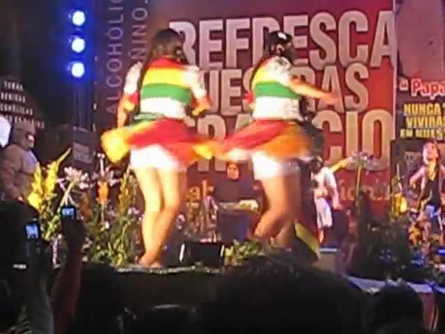 las sabrositas en vivo 2012  en arequipa