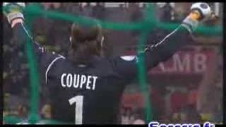 Olympique Lyonnais 2007-2008 les plus beaux buts