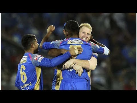 Highlights RR vs KXIP: Rajasthan Royals beat Kings XI Punjab 15 times to survive in IPL 2018|| NE...