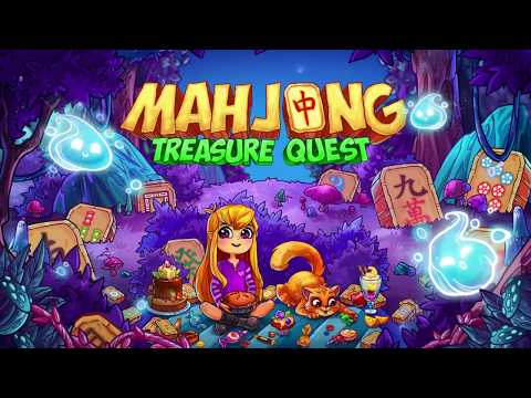 Mahjong Treasure Quest APK Cover