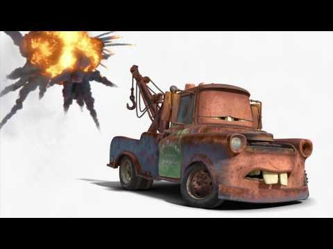 Cars 2 Video Game Trailer – Disney Pixar