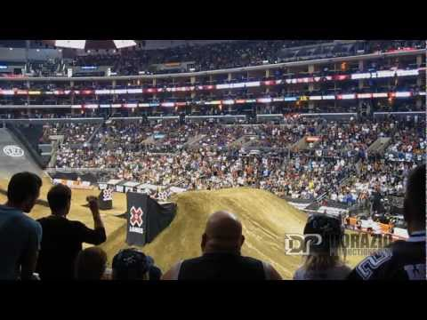 X Games 17: Jackson Strong gets Gold for Moto X Best Trick with a Frontflip