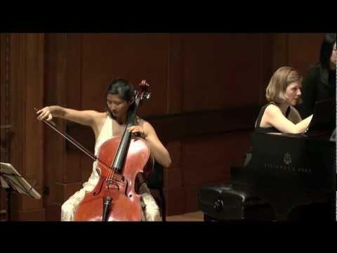 Sophie Shao - Beethoven Sonata No. 5, Mvt 3