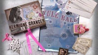 Hermine Granger's Film Artefact Box Review