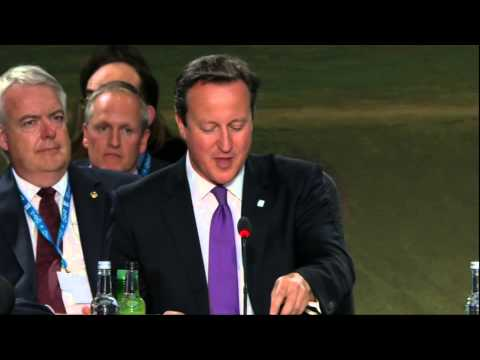 NATO Wales Summit - Meeting on Afghanistan opening, 04 SEP 2014