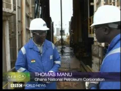 Africa Business Report 8 - Ghana Oil & HealthCare Bonanza - BBC News