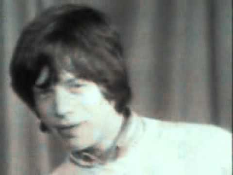 Montage Young Mick Jagger (Rolling Stones) - Satisfaction