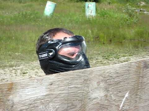 Paintball Mask Test