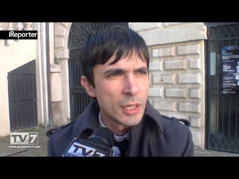 TV7 - LUCIANI ALAIN - A PADOVA 3 GIORNI CON IL CONSOLE DEL BRASILE