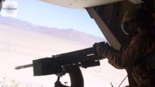 MV-22B Osprey | GAU-16 Machine Gun & GAU-17 Minigun Test Fire