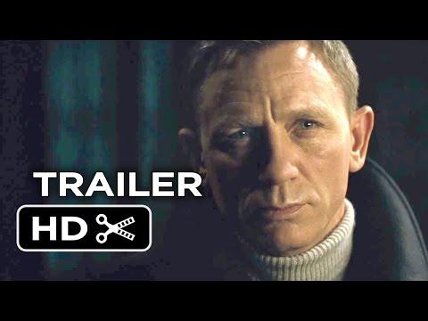 Spectre Official Teaser Trailer #1 (2015) - Daniel Craig Movie HD