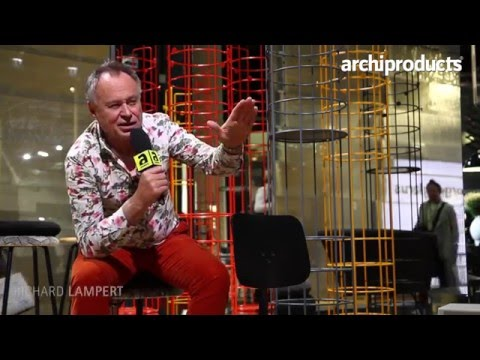 RICHARD LAMPERT | Richard Lampert - Imm Cologne 2016