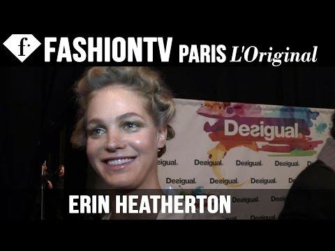 Erin Heatherton Victoria's Secret Angel: My Passion | Model...