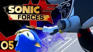 download lagu Sonic Forces Part 5 Infinite & The Null Gameplay gratis