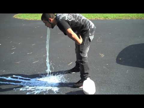 Milk Gallon Challenge Attempt #2 Music Videos