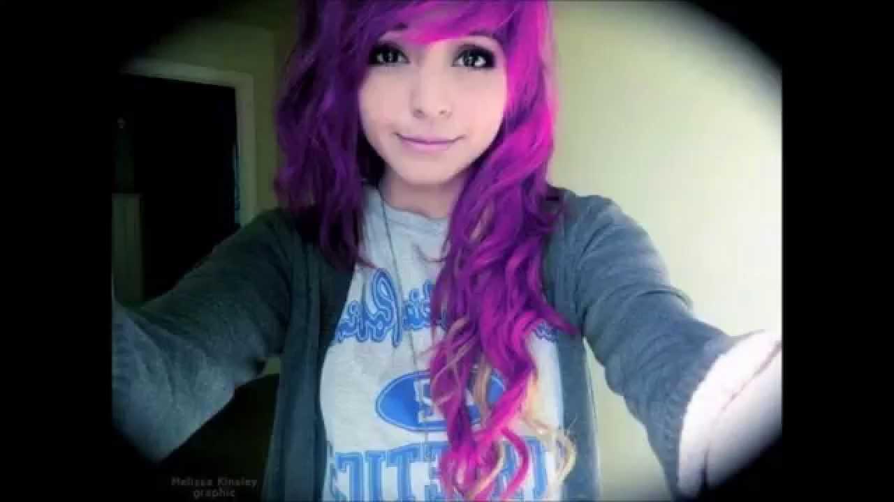 cute punkscene hair ideas for girls youtube