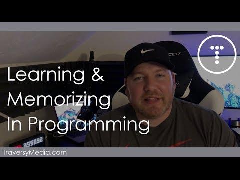 Learning & Memorizing In Programming