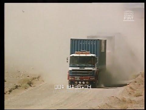 Rotta Karachi (Camion FIAT 697 T / 619) \ 1975 \ ita