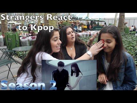 Strangers React To Kpop Episode 1 (임의의 사람들이 반응 인기가요) | Season 2 video