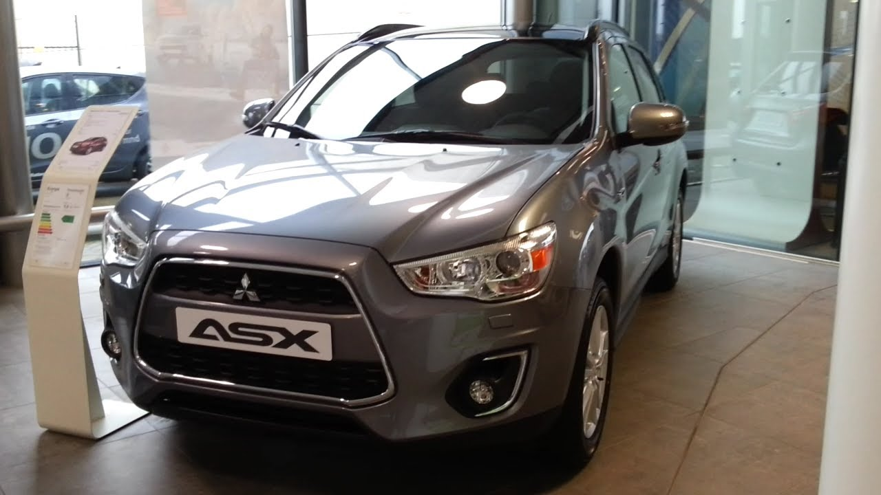 Mitsubishi ASX 2015 In Depth Review Interior Exterior
