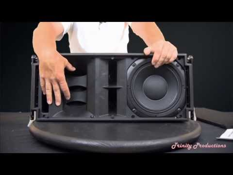db Technologies T8 Line Array in depth review  - Authorized Dealer