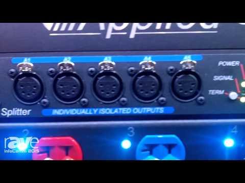 InfoComm 2015: Applied Electronics Details Signature Series Power Distribution Unit