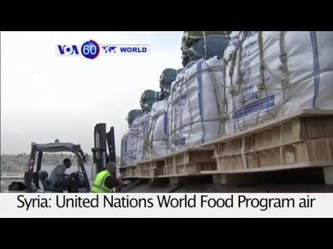 VOA60 World - Ukraine: Prime Minister Arseniy Yatsenyuk of Ukraine resigns