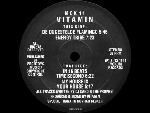 Vitamin - My House Is Your House -- MOK 11