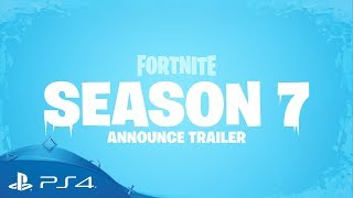 Fortnite | Season 7 Trailer | PS4