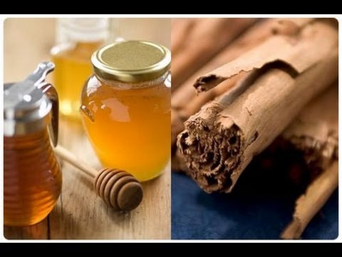Lose Weight With Cinnamon and Honey - YouTube