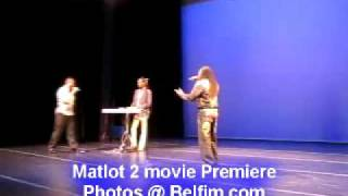 Viv Net Ale - Top Aderman Freestyle - Matlot 2 Movie Premiere Pt 11
