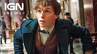 First Photos From Fantastic Beasts And Where To Find Them - IGN News