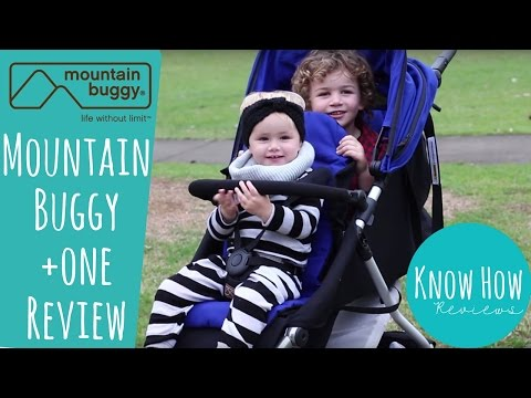 Mountain Buggy +one Review By Know How Reviews