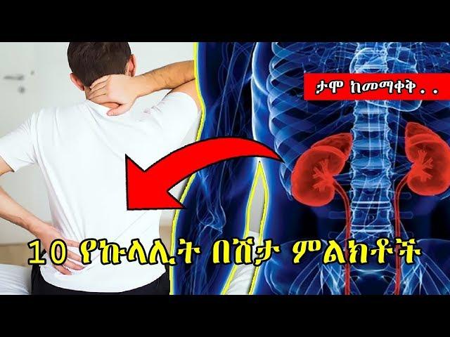 Ethiopia: Ten Signs Of Kidney Disease