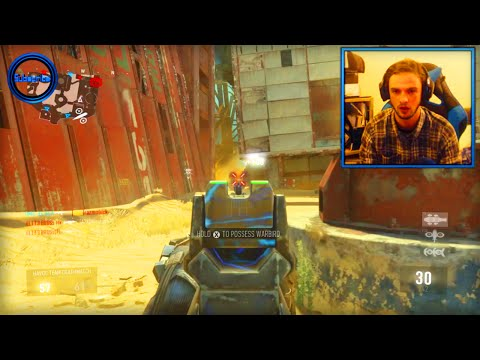 """CAN I DO IT...?"" - Advanced Warfare LIVE w/ Ali-A! - (Call of Duty Mu..."