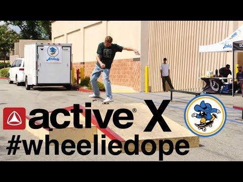 Active X Andale Wheelie Dope Am Contest