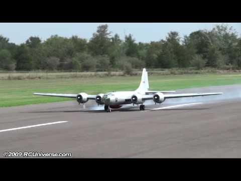 Mac Hodges B-29 Aerobatic Demo. Sep 19, 2009