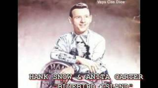 Watch Hank Snow Bluebird Island video