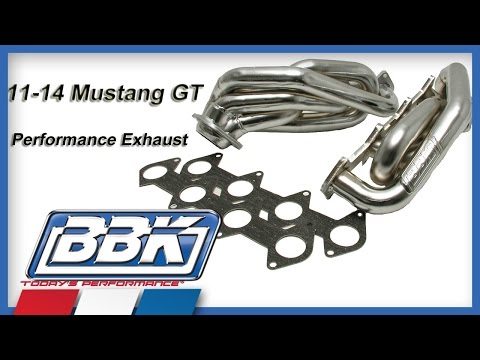 Mustang GT Coyote 5.0 Short Exhaust Headers Install (2011-13) Review