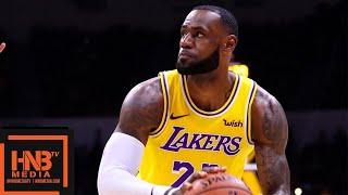 Los Angeles Lakers vs Denver Nuggets 1st Qtr Highlights   30.09.2018, NBA Preseason