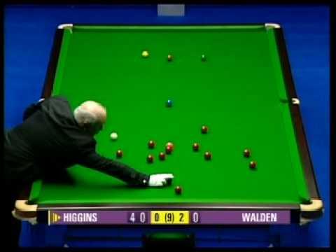 john higgins wife. Snooker 147 - John Higgins - PART1/2 - 2004 Grand Prix. May 16, 2009 9:16 AM. Snooker 2004 Grand Prix John Higgins Break 147