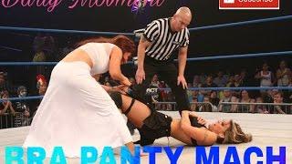 Bra panty contest WWE