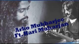 Allare Nani Keshi - Indian Folk Singer Arko Mukhaerjee Ft. Guitar maestro Hari Maharjan