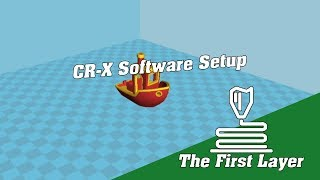 Part 2: CR-X Software installation and configuration