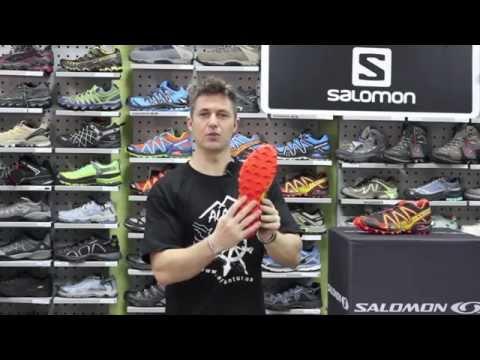 Кроссовки для бега Salomon Speedcross 3