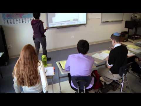 Chicagoland Jewish High School Time Use Study